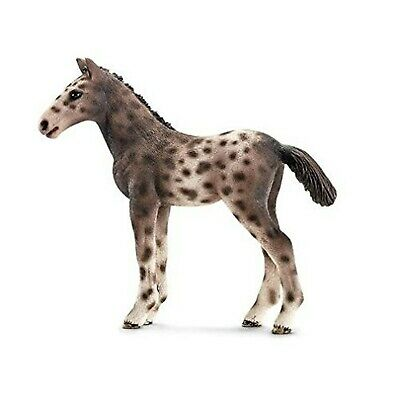 Schleich Knabstrupper Foal Toy Figure