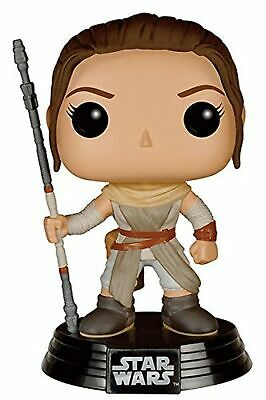 Funko Pop! Star Wars, The Force Awakens - Rey (#6220) Inquiries - by email
