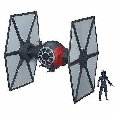 Star Wars The Force Awakens 3.75-inch Vehicle First Order Special Forces TIE ...