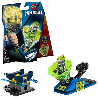 LEGO NINJAGO Spinjitzu Slam - Jay 70682 Building Kit (72 Piece)