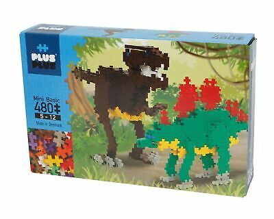 Mini Basic 480Pcs - Dinosaurus