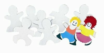 Roylco R52024 Cut-Out Kid Puzzle Pieces, Grade: Kindergarten to 3 (Pack of 24)