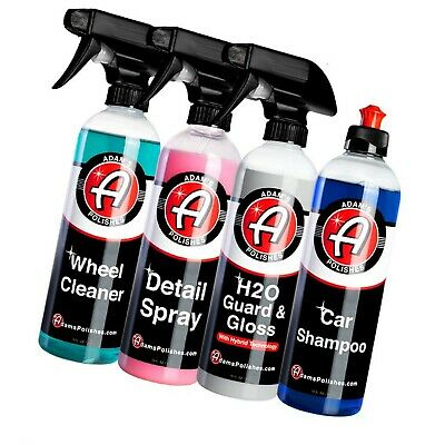 Adam's 16oz Most Popular Kit - Our Top Selling Products Bundled Together - Cl...