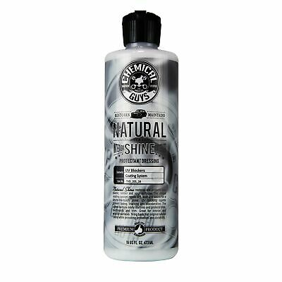 Chemical Guys TVD_201_16 All New -Natural Shine Dressing (16oz) 16 Ounce