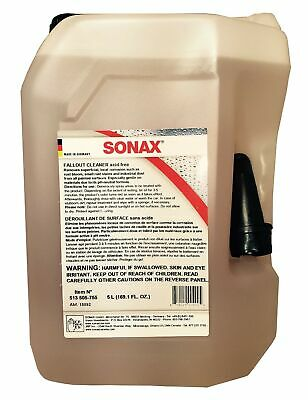 Sonax (513505) Fallout Cleaner - 169.1 fl. oz.