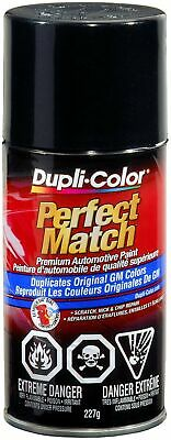Dupli-Color CBGM05387 Perfect Match Premium Automotive Paint, Black Metallic,...