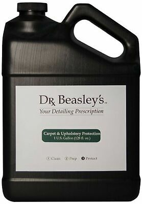 Dr. Beasley's I30T128 Carpet and Upholstery Protection - 1 Gallon