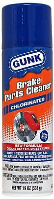 Gunk M720 Chlorinated Brake Parts Cleaner - 19 oz. 19 Ounce