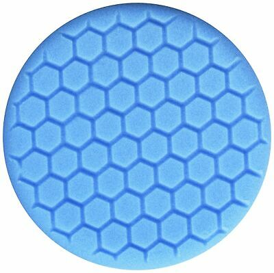 Chemical Guys 6.5-Inch Hex-Logic Blue Light Cleaning, Glazes and Gloss Enhancer