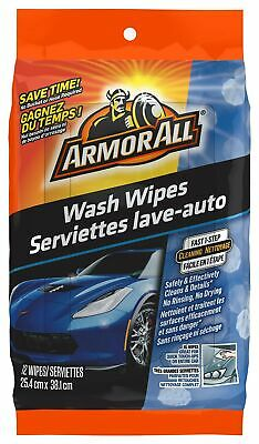 Armor All 18207 Wash Wipes, 1