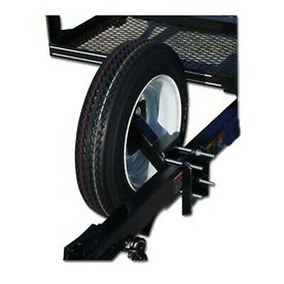 Universal Trailer Spare Tire Holder