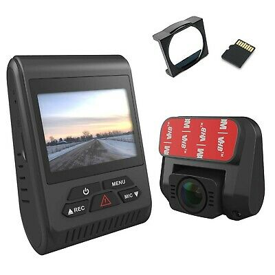 Street Guardian 2020 SG9663DCPRO Dual Channel Wi-Fi Dash Camera with GPS, CPL...