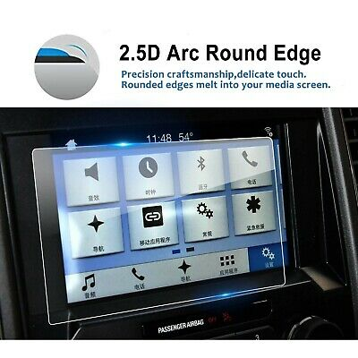 LFOTPP Ford F-150 2017 2018 8 inch Car Navigation Screen Protector [9H] Clear...
