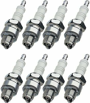 Champion J8C-8PK Copper Plus Small Engine Spark Plug Stock # 841 (8 Pack)