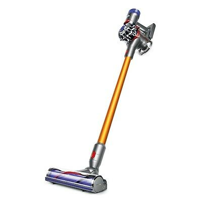 Dyson V8 Absolute Cordless HEPA Pet Hair Vacuum Cleaner + Fluffy Soft Roller ...