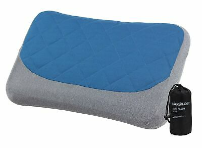 Inflatable Pillow Backpacking Camping Air Pillows - Ultralight Compact Blow U...
