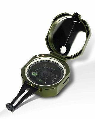 AOFAR AF-M2-B Multifunctional Military Compass, AF-4090, Waterproof and Shake...