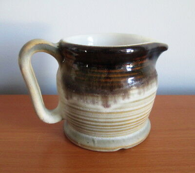 Beauceware Decor Creamer 600/102 Lambert 1978 Beauce Pottery Quebec Canada