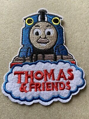 🇨🇦 Thomas & Friends Embroidered Patch  Sew On/stick On /new 🇨🇦