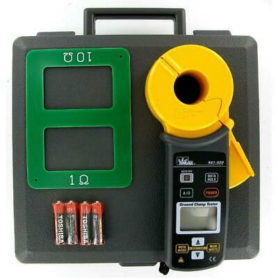 Ideal 61-920 Ground Resistance Clamp Meter **FREE USA SHIPPING**