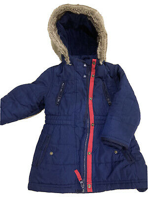 Girls Coat 18-24 Months Jasper Conran