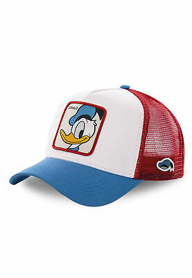 Capslab Trucker Cap Donald Multicoloured