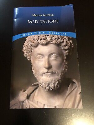 Meditations by Marcus Aurelius Paperback (Dover Thrift Limited Edition)