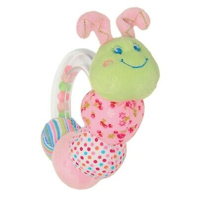 Mary Meyer Cutsie Caterpillar Rattle, Puppy