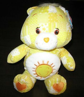 Care Bears - 10 FUNSHINE BEAR Special Edition (Vintage Bears) Plush by Play A...