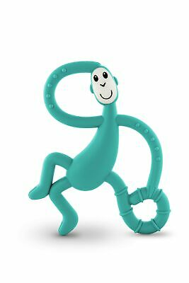 Matchstick Monkey Dancing Teether - Green, One Size
