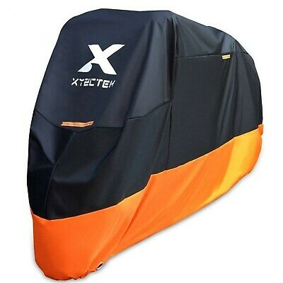 XYZCTEM Motorcycle Cover – All Season Waterproof Outdoor Protection – Precisi...