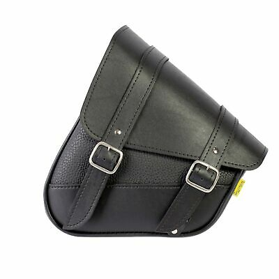 Dowco Willie & Max 59776-00 Triangulated Synthetic Leather Motorcycle Swingar...