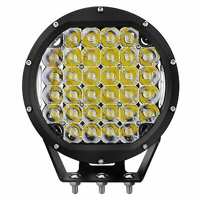 Primelux 8-inch 14400 Lumens Off Road LED Driving Light - 32x5W Cree Spot Bea...