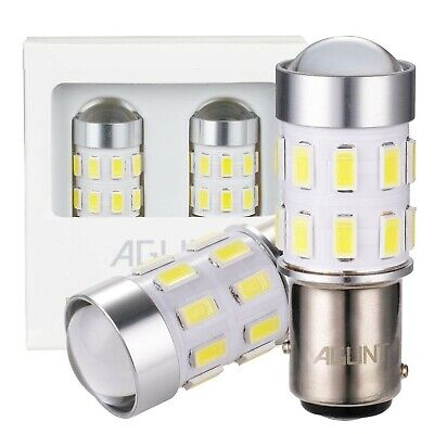 AGLINT 1157 LED Bulbs Extremely Bright 24EX Chipsets S25 BAY15D P21W LED Repl...