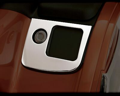 Show Chrome Accessories 52-686 Right Side Control Panel Accent