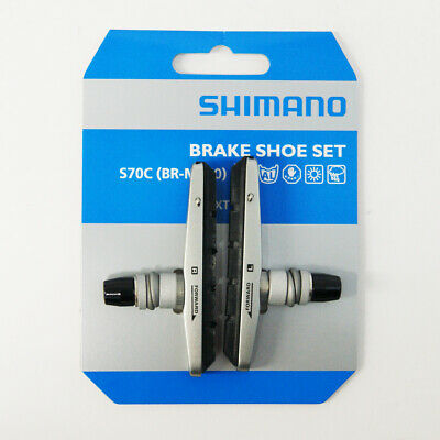 Shimano XT S70C (BR-M770) Cartridge Type Brake Shoe Set (Pair) Y8EM9801A
