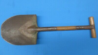 U.S. Model 1910 T-Handle Trench Shovel WWI Entrenching Tool