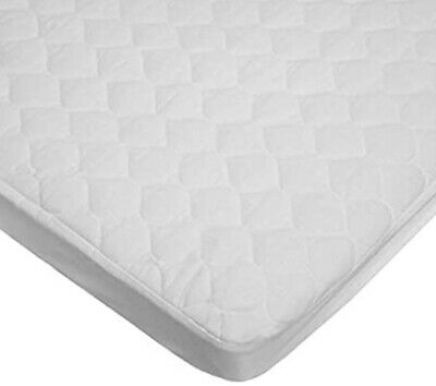 "American Baby Company Waterproof Quilted Cotton Bassinet Mattress Cover 15""X33"""