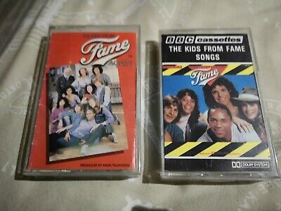 The Kids From Fame again and bbc Tested/Cassette/Tape/Album dance