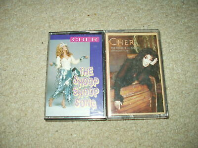 Cher-Singles X 2 Tapes