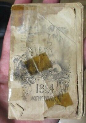 Diary with excellent battle content. 16th Kentucky Infantry