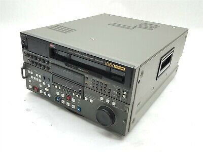 Sony DVW-A500 Digital Analog BETACAM Editing Videocassette Recorder