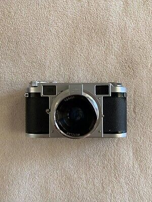 Lordomat Vintage Camera With Original Case And Accessory