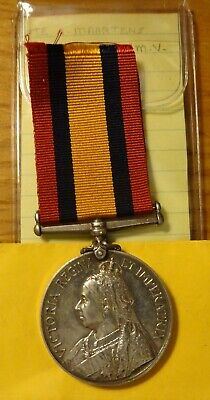 Queen's South Africa Medal      E. Griqualand     M.v.