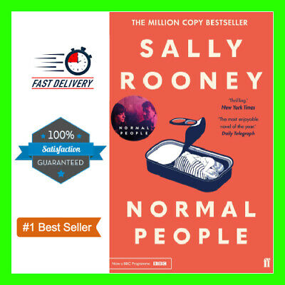 NORMAL PEOPLE by Sally Rooney, 2019 [P.D.F] BEST SELLER DISPATCHED BY 24 HRS FRE