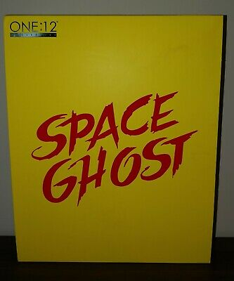 Mezco Space Ghost Standard One:12 Collective Action Figure 1:12 Scale Pre-owned