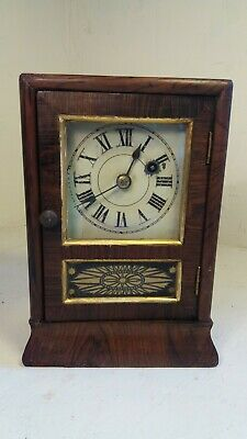 Seth Thomas Antique American Mantel Clock