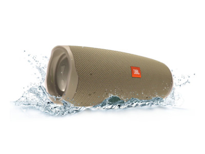 JBL Charge 4 Rechargeable Portable Waterproof Wireless Bluetooth Speaker (SAND)