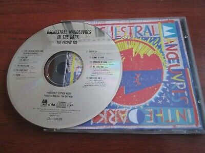 Orchestral Manoeuvres In The Dark - The Pacific Age [CD 1986] NEAR MINT OMD