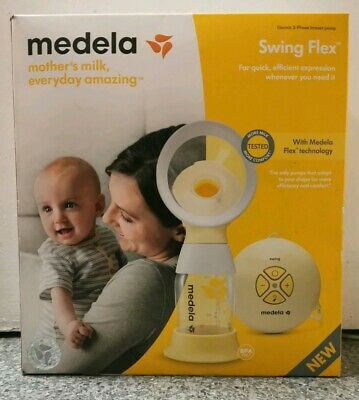 Medela Swing Flex 2-Phase Electric Breast Pump